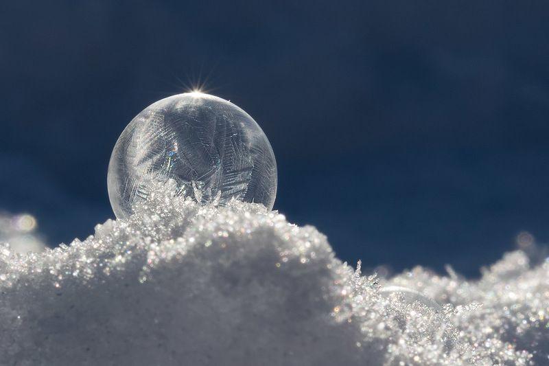 Про мыльный пузырьphoto preview
