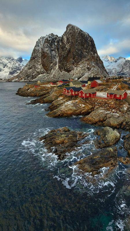 the lofoten islands,norway, лофотенские острова, норвегия Из серии \