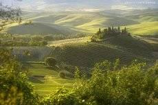 Тоскана весной