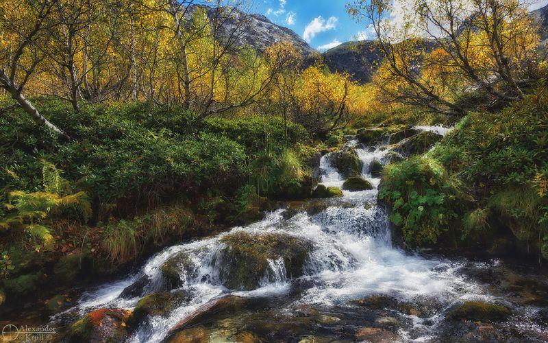 Шумит речка Дукка...photo preview