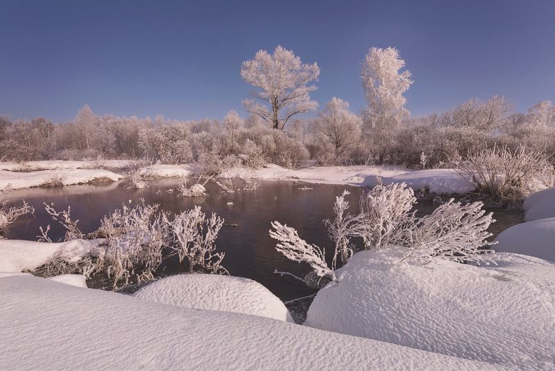 Серебро морозного утраphoto preview