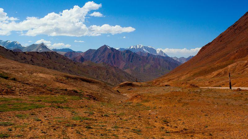 Памир горы природа пейзаж  Кызыл-Арт photo preview