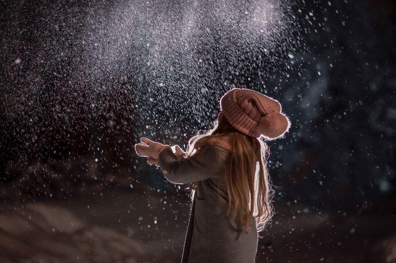 Волшебный снегphoto preview
