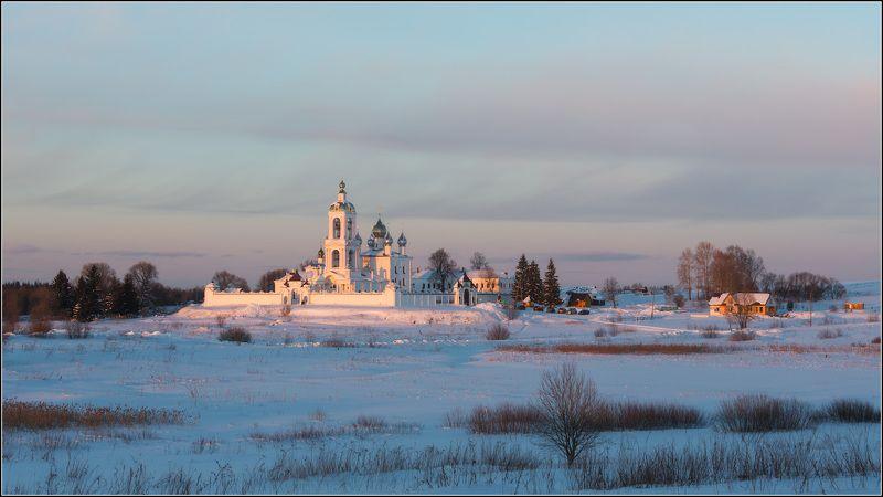 россия, ивановская обл, антушково, погост крест Монастырьphoto preview