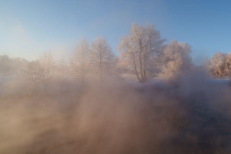 Зимние мотивы.photo preview