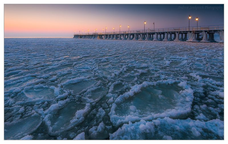 балтика, море, пирс, орлово, гдыня, baltic, sea, pier, orlowo, gdynia Но был один, который не стрелял :-)photo preview