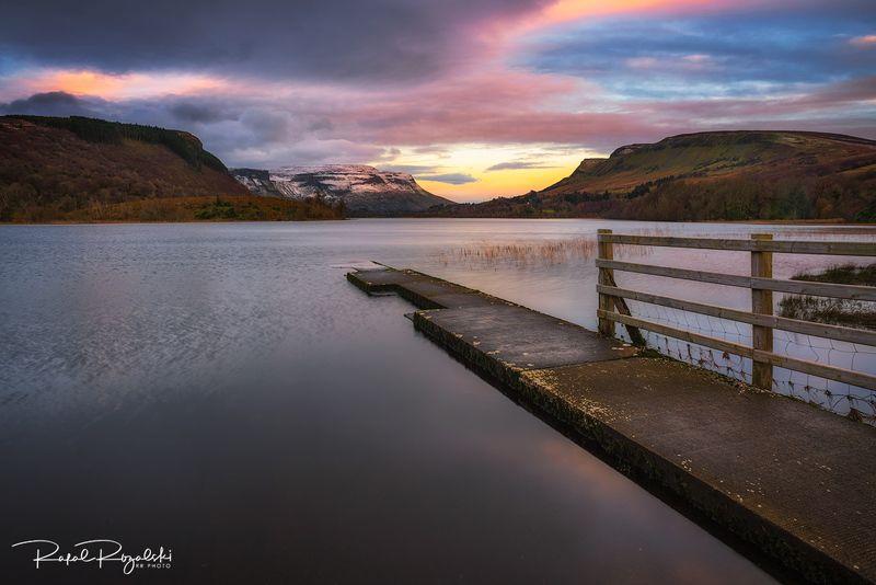 ireland, lake, mountains, leitrim,  Glenade Lough - Co. Leitrim - Ireand photo preview