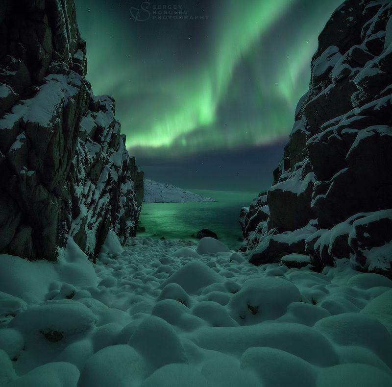 кольскийполуостров, териберка, северноесияние, aurora По следам полярного сиянияphoto preview