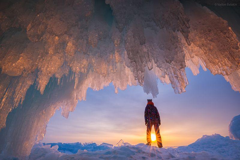 байкал, зима, лед, россия, пейзаж, landscape, ice, baikal, russia Байкалphoto preview