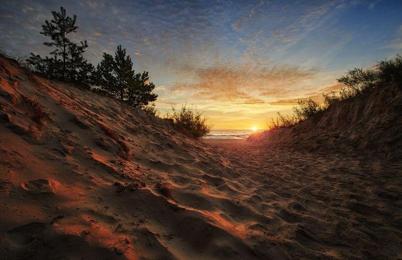 sea, summeritme, landcape Wladyslawowophoto preview