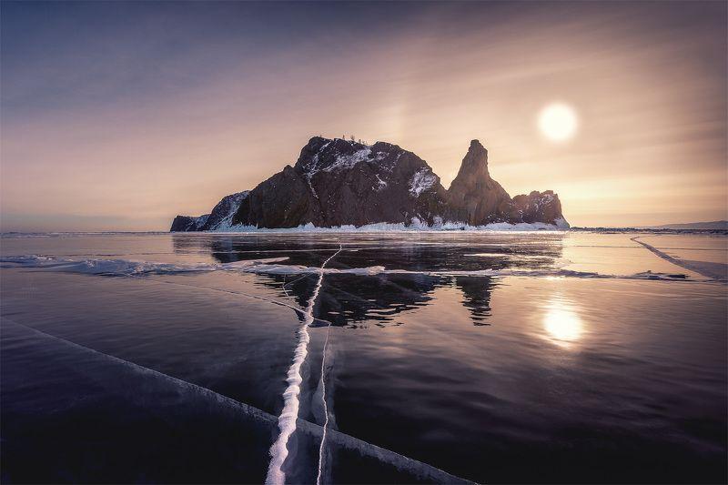 Байкальское солнечное галоphoto preview