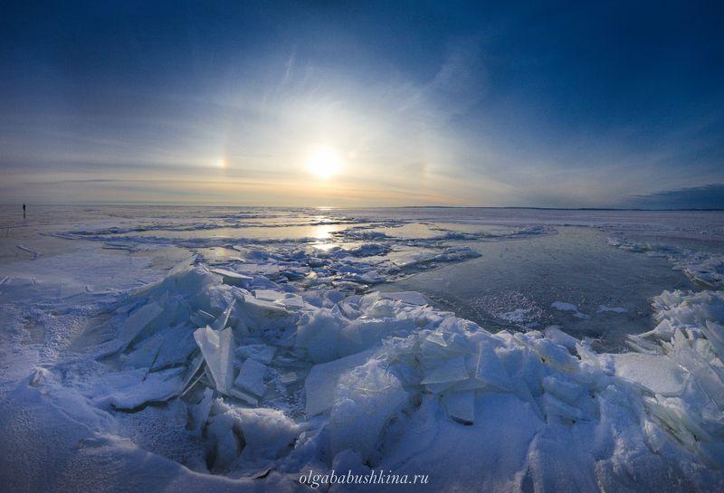 ладога, карелия Замерзщая Ладогаphoto preview