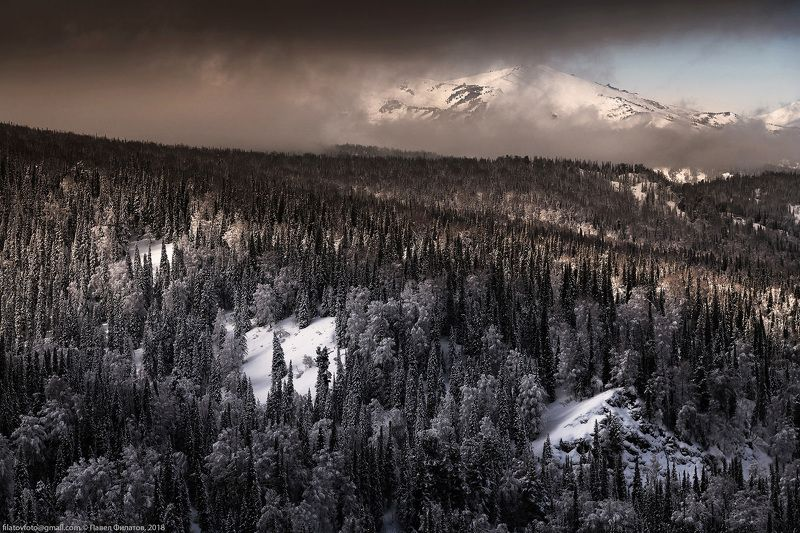 алтай, сибирь, тигирецкий хребет Тигирецкийphoto preview