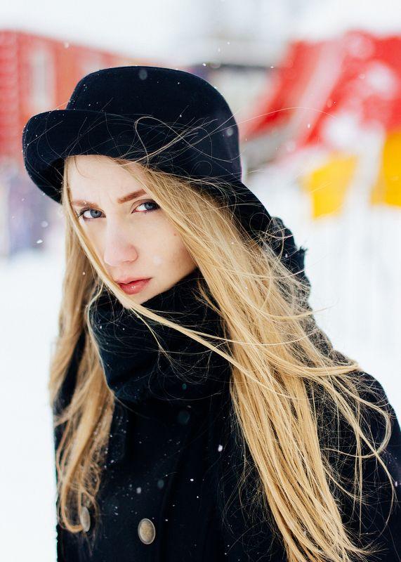 #girl #portrait #девушка Еленаphoto preview