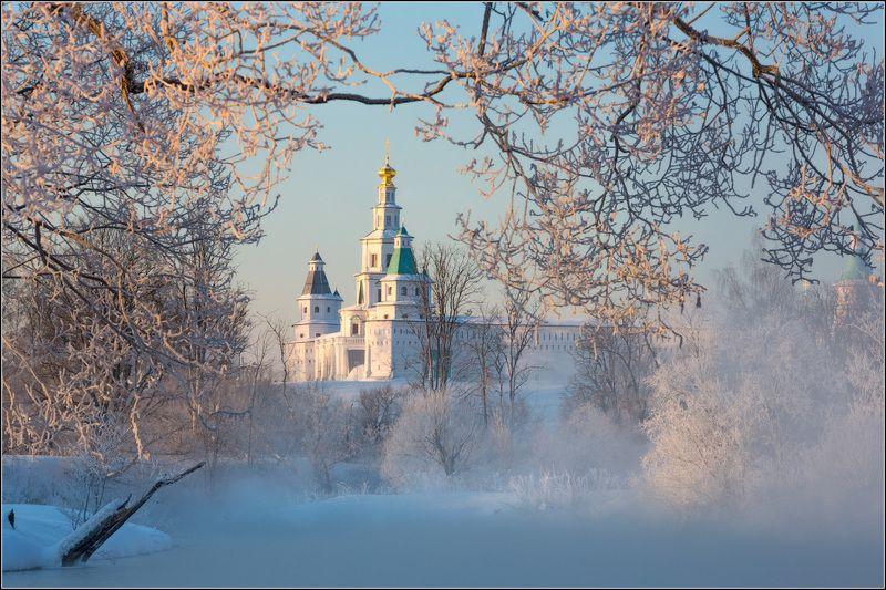 Россия, Московская обл, Истра Последние морозыphoto preview