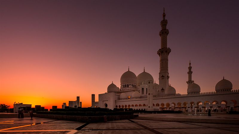 Sheikh Zayed Grand Mosque VIphoto preview
