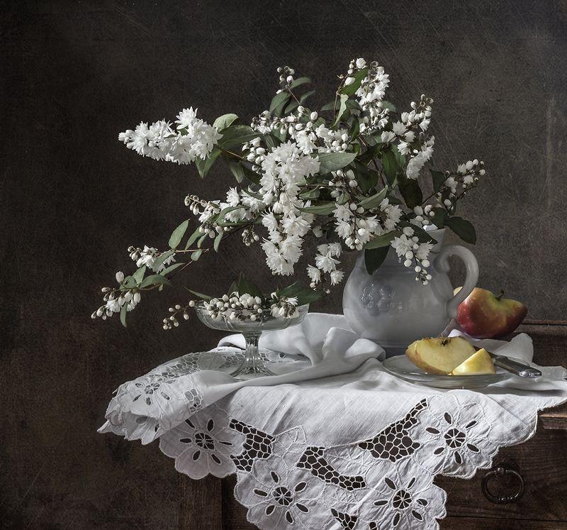 натюрморт, яблоки, фрукты, still life Дейцияphoto preview