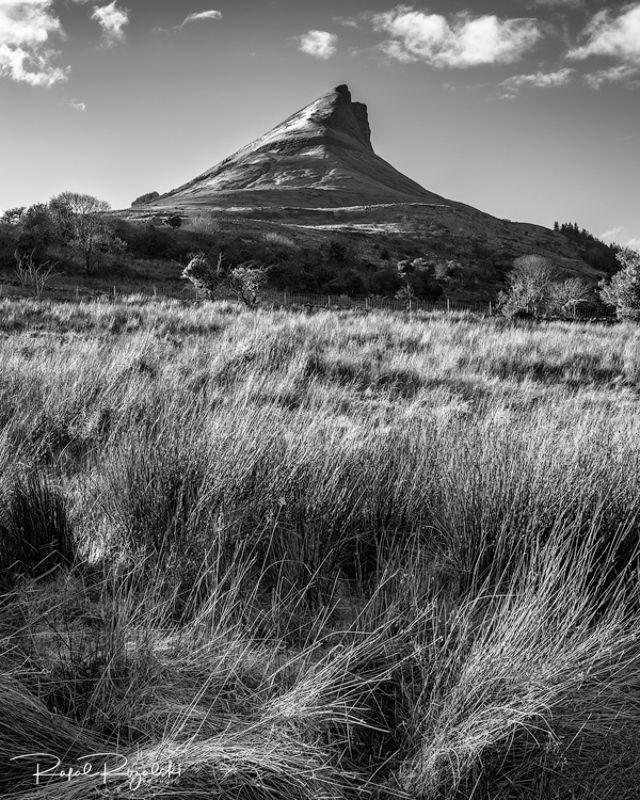 ireland, landscape, mountains,  Benwiskin Mountains - Irelandphoto preview