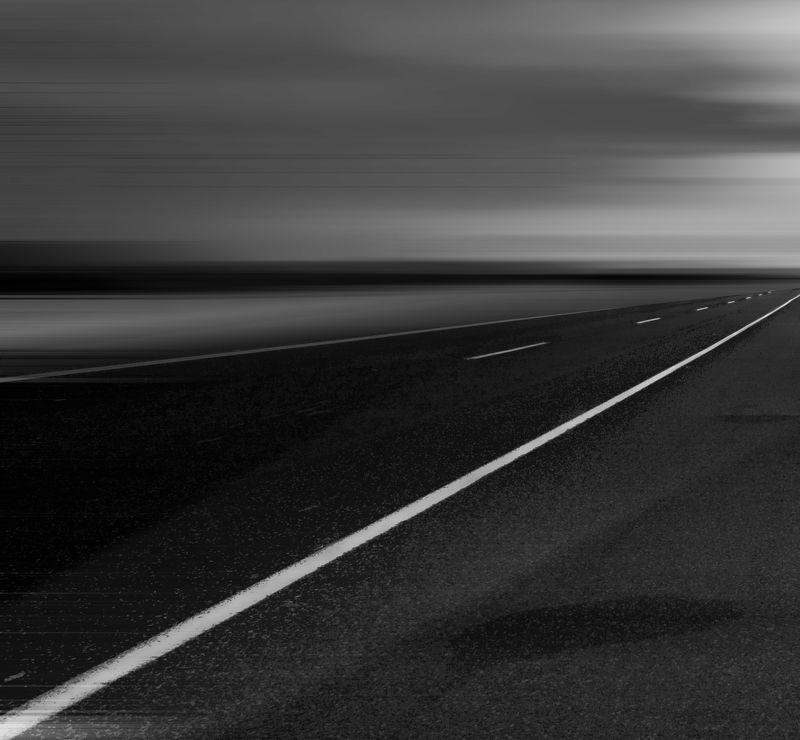 Ю. В. Ночная дорогаphoto preview