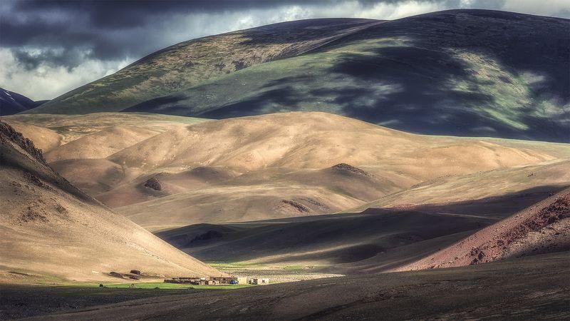 монголия Контрасты страны Монголияphoto preview