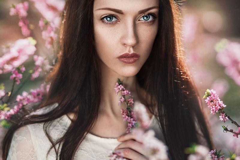 портрет, весна, миндаль, jay lay, санкт петербург, екатерина можина Almondphoto preview
