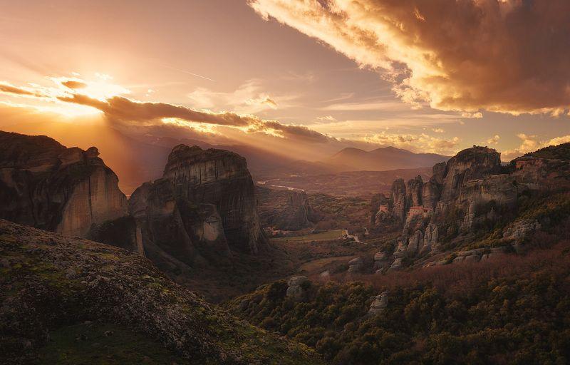 греция, метеоры Метеорыphoto preview