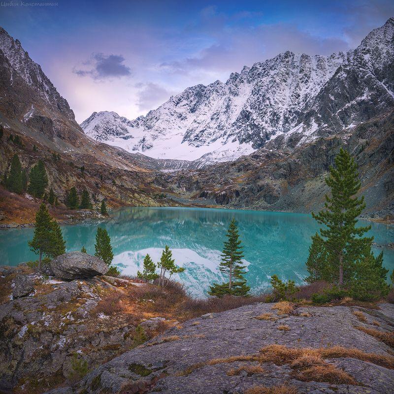 алтай, россия, озеро, куйгук Алтай. Озеро Куйгукphoto preview
