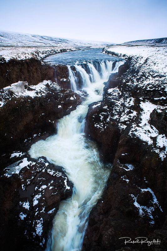 iceland, river, winter, mountains, landscape,  Icelandphoto preview