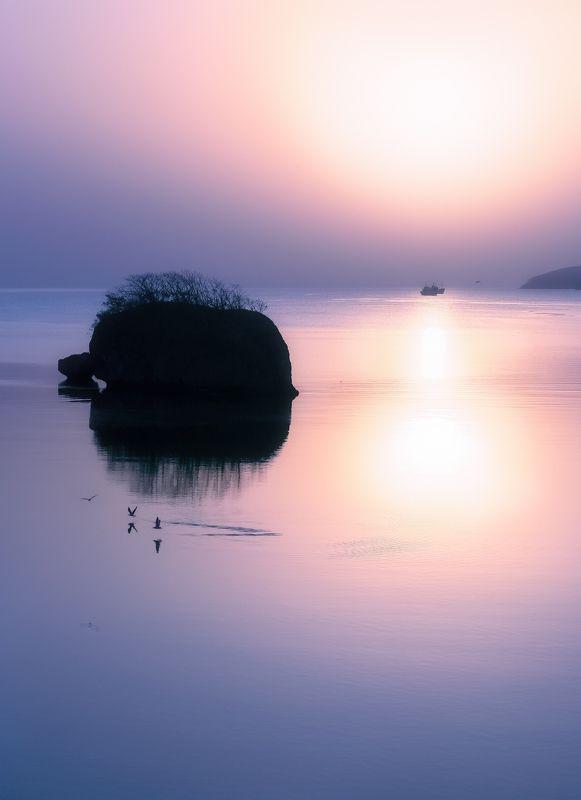 утро, море, остров ***photo preview