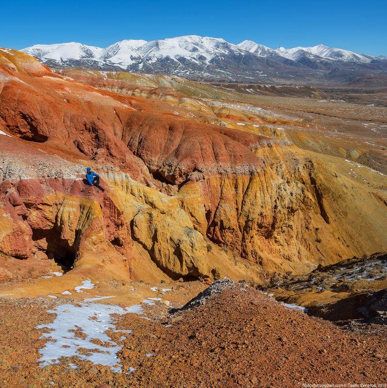 алтай, марс, сибирь, кызыл-чин Алтайский Марсphoto preview