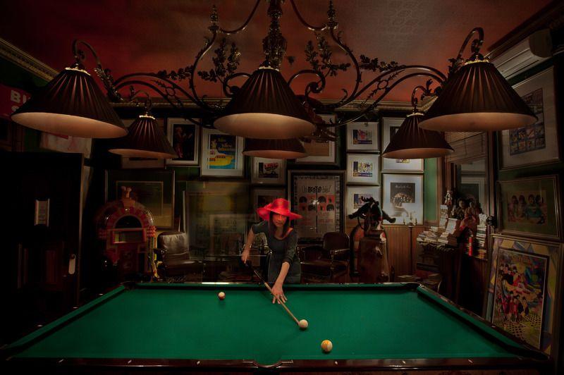 billiards, билья́рд Billiardsphoto preview