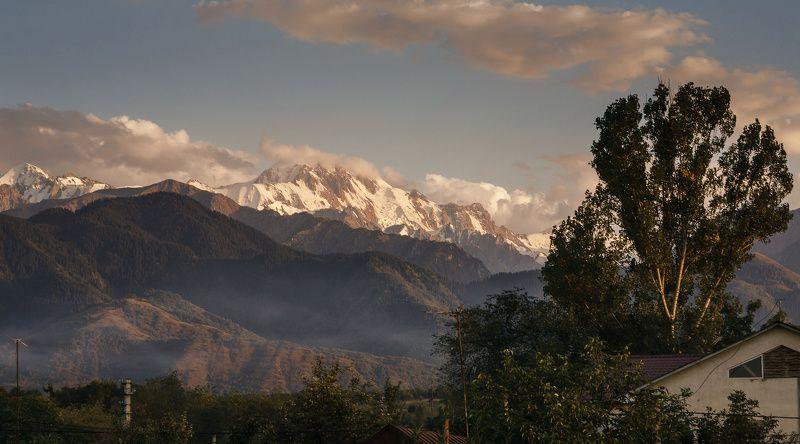 kazakhstan nature mountains талгар горы казахстан алма-ата Талгарphoto preview