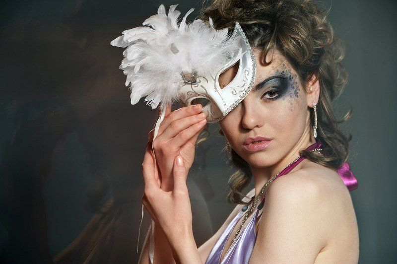 Молодая актриса.photo preview