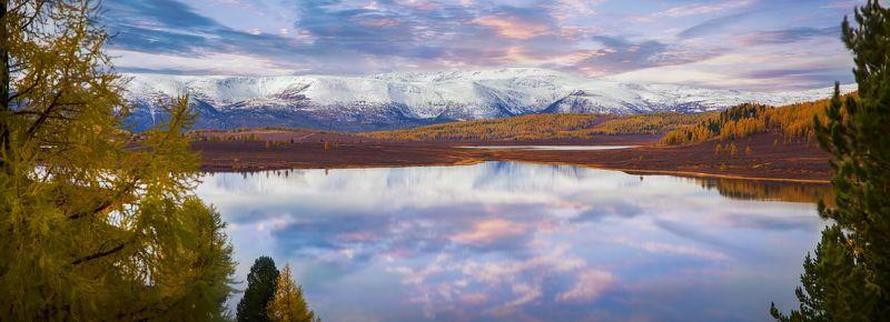 алтай, природа, путешествие, осень Между небом... Алтайphoto preview