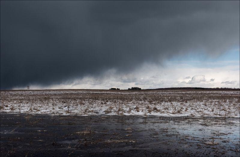 О том, как зима с весной боролась.photo preview