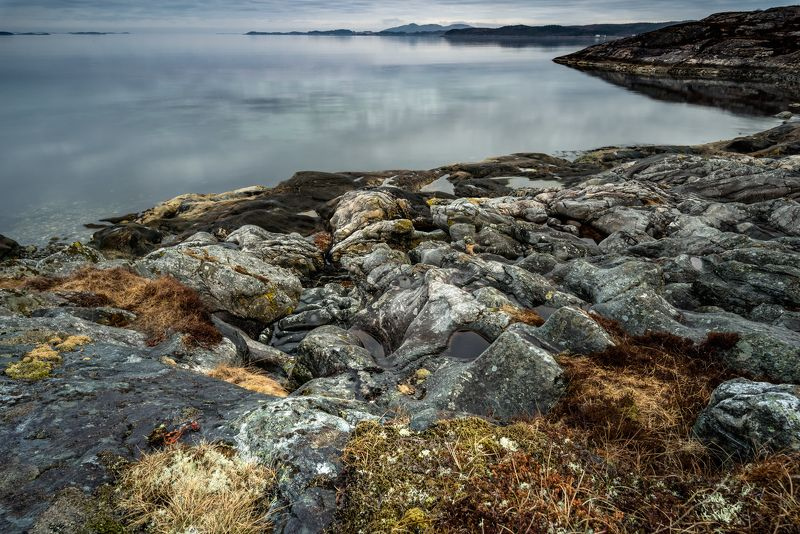 stones, rocks, beach, norway, landscape, colours, forms, structures Todayphoto preview