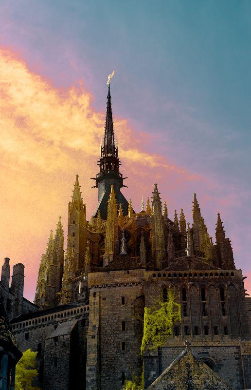 Mont-Saint-Michel Mont-Saint-Michelphoto preview