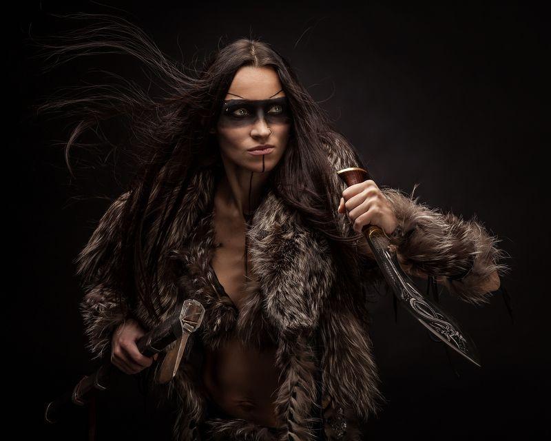 warhammer тира WARHAMMER FB Тира, Госпожа мародёров Хаоса Неделимогоphoto preview