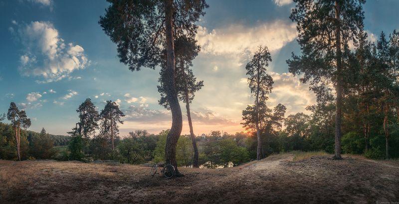 украина, коростышев, пейзаж, река, тетерев, В преддверии новых днейphoto preview