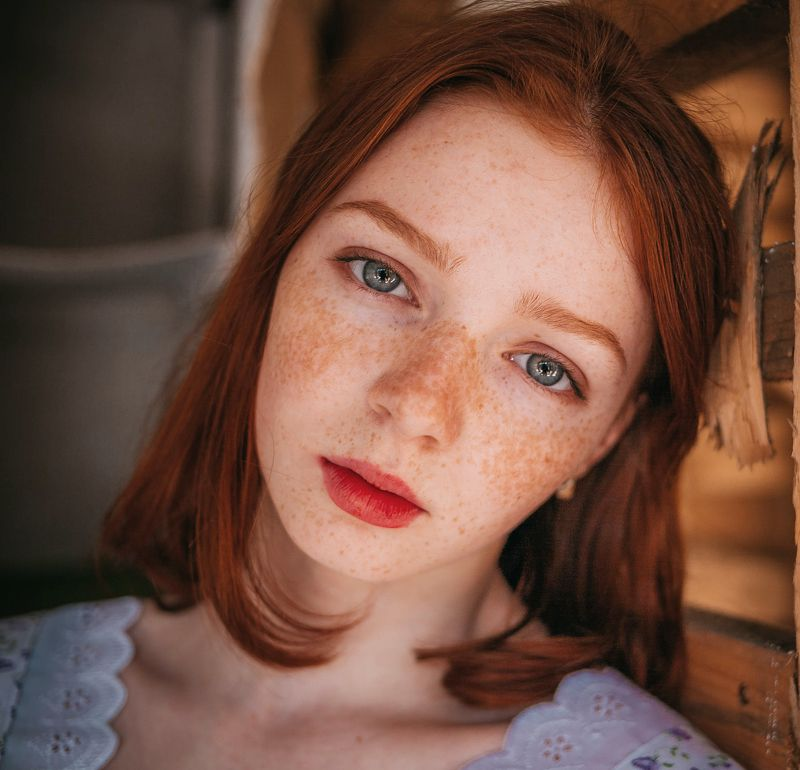 #kirillgolovan #autum #redhead Katyaphoto preview
