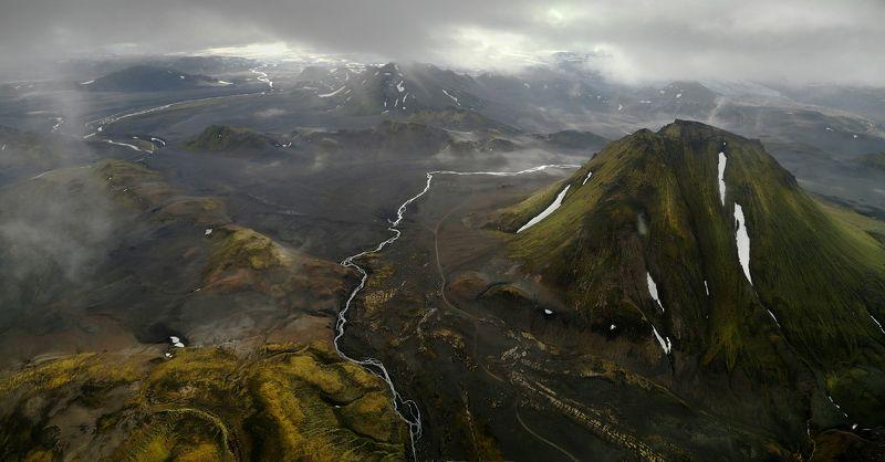 Явление гор и туманаphoto preview