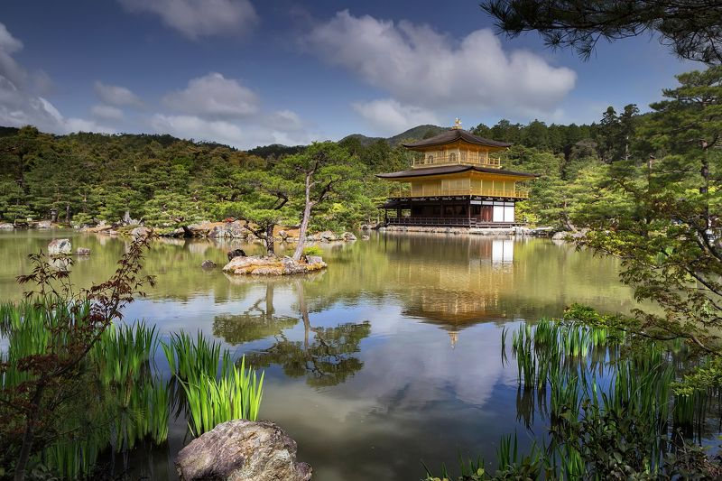 Кинкаку-дзи - 金閣寺, きんかくじphoto preview