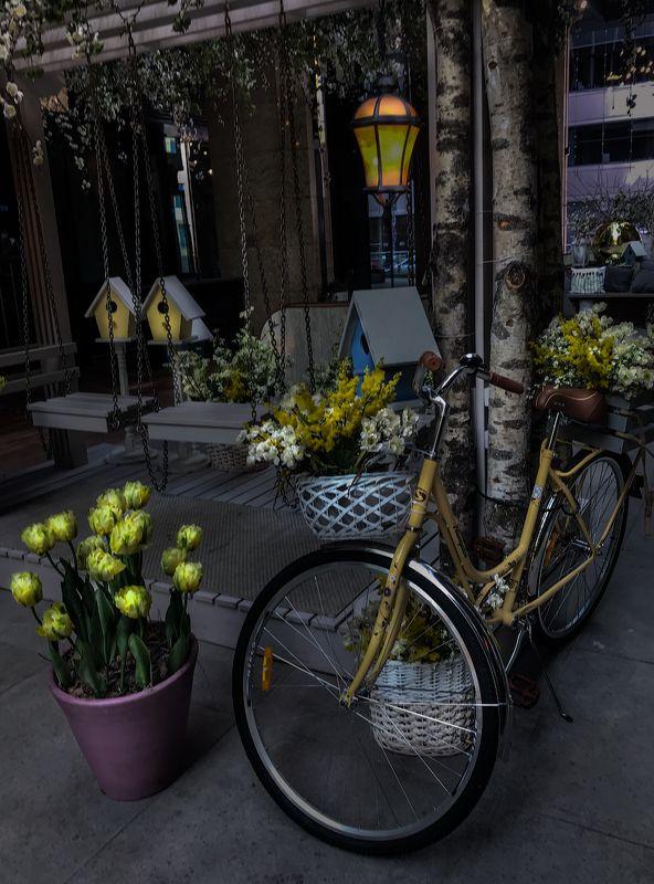 Городской этюд-1photo preview