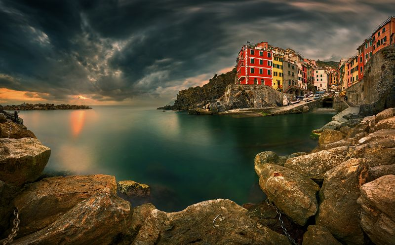 Riomaggiore...photo preview