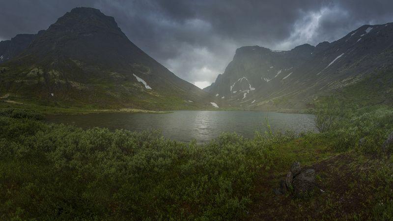Холодное лето Хибинphoto preview