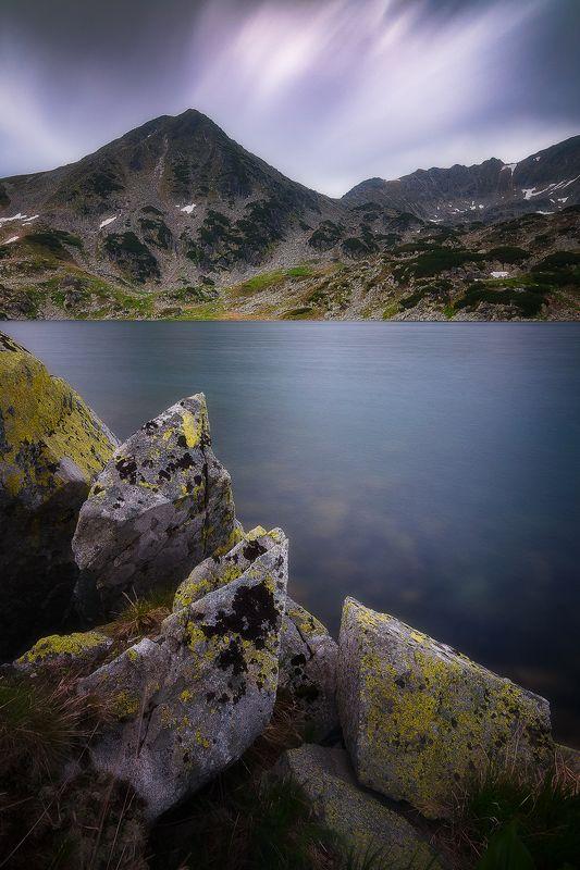 retezat, romania, landscape, storm Attackphoto preview