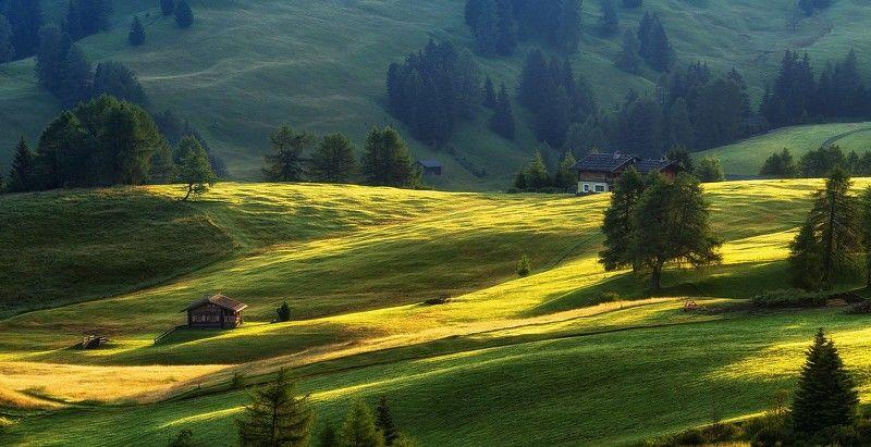 Сельская жизнь по-итальянскиphoto preview