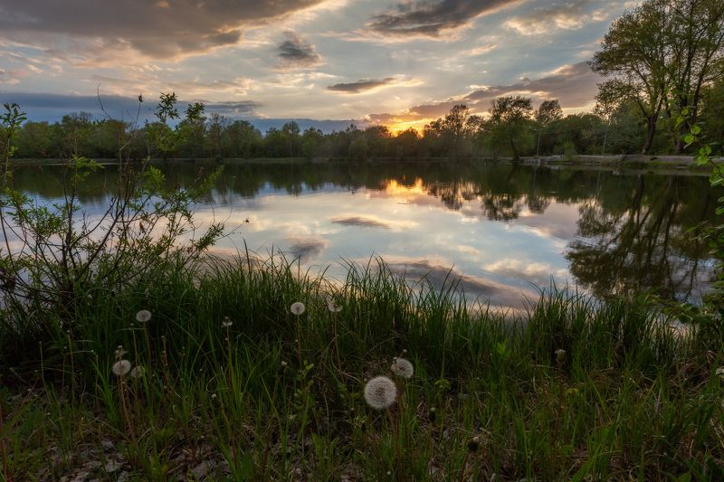 карачаево-черкесия ,кчр ,парк Городской паркphoto preview
