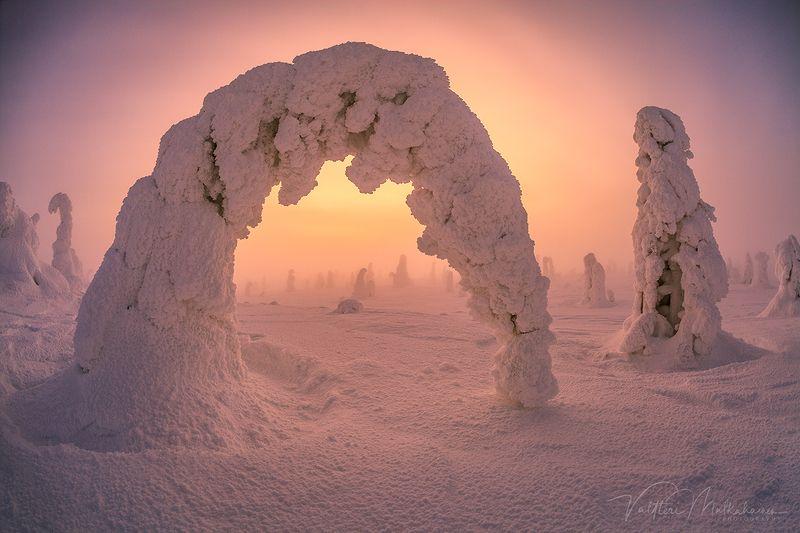 Поклон северной зимеphoto preview