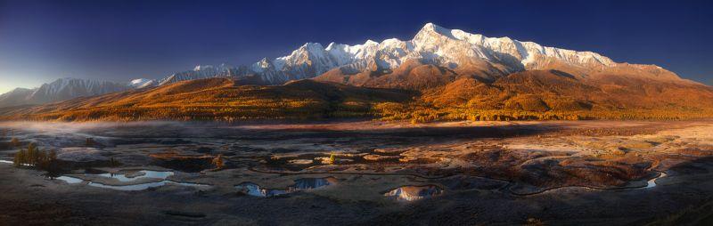 алтай, горы, осень, ештыкель, куркурек Куркурекphoto preview